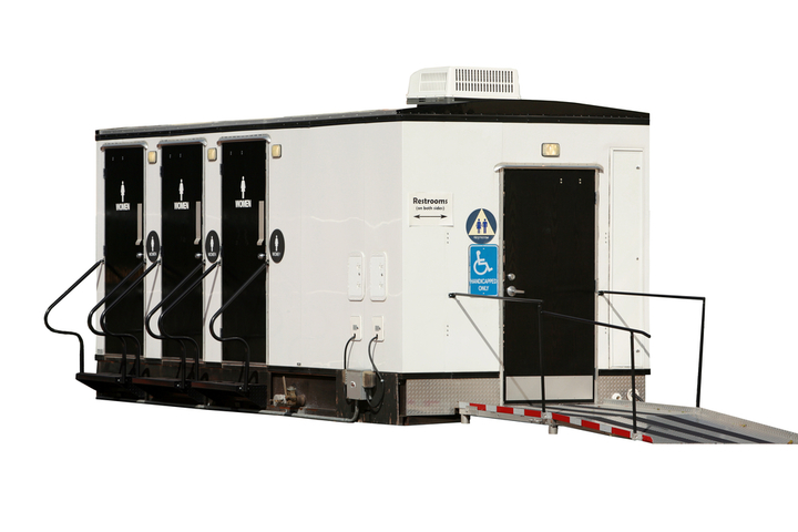 Restroom Trailer - Beaumont Septic | Septic Services ...